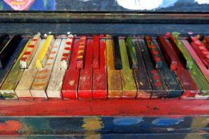 49 - 24 keys piano keyboards