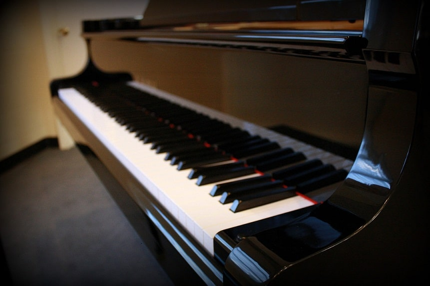 What is the Total Number of Keys on a Piano and Keybaord
