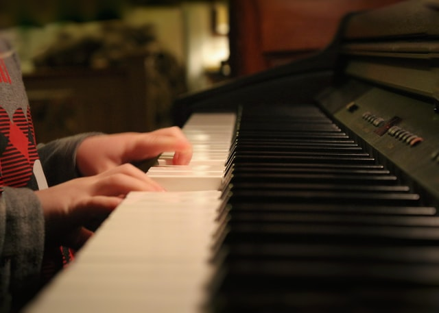 Online Keyboard and Piano Lessons for Beginners
